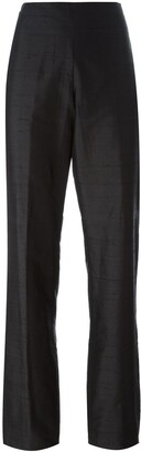 Romeo Gigli Pre Owned High Waisted Trousers