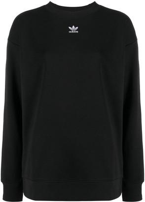 adidas Embroidered Logo Sweatshirt