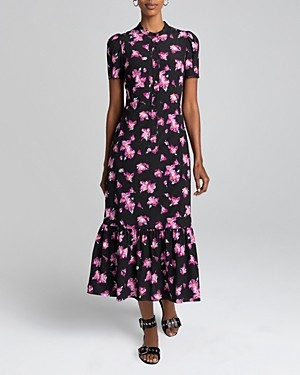 A.L.C. Dylan Puff-Sleeve Dress