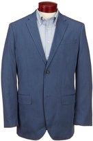 Perry Ellis Heather Twill Suit Jacket