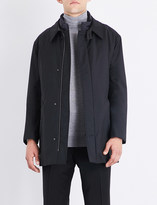 Canali Storm System wool-blend jacket