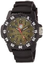 Luminox watch SEASERIES CARBON SEAL 3800SERIES 3813 Men's [regular imported goods]