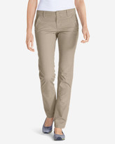 Eddie Bauer Women's Adventurer® Ripstop Pants - Slightly Curvy