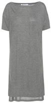 Alexander Wang Classic Jersey T-shirt Dress