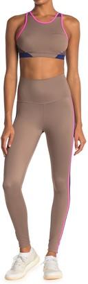 Wear It To Heart Side Stripe High Waist Leggings