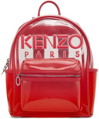 Kenzo Pink Kombo Backpack