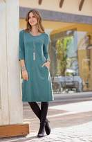 Together Relaxed Jersey Dress