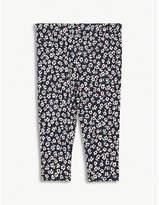 Ralph Lauren Floral print cotton-blend leggings 3-24 months