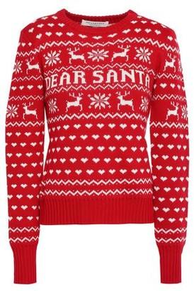 Philosophy di Lorenzo Serafini Wool-jacquard Sweater