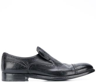 Alberto Fasciani Elias loafers