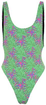 Reina Olga Funky printed swimsuit