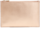Aspinal of London Women's Essential Pouch Large Rose Gold