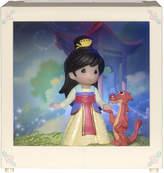 Precious Moments Disney Mulan LED Shadow Box