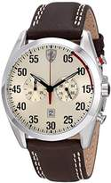 Ferrari Men's 0830174 D 50 Analog Display Quartz Watch