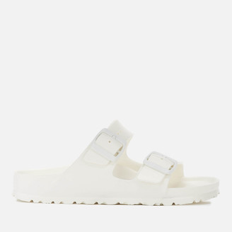 Birkenstock Women's Arizona Eva Double Strap Sandals - White