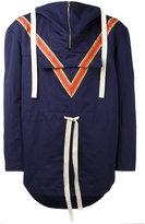Stella McCartney pullover parka