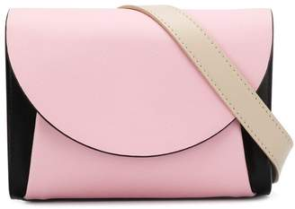 Marni flap belt bag