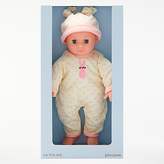 John Lewis My First Baby Girl Doll