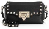 Valentino Garavani Mini Rockstud Leather Crossbody Bag