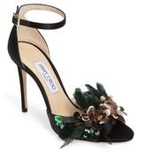 Jimmy Choo Women's Annie Ankle Strap Sandal