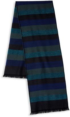 Missoni Printed Stripe Scarf
