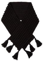 Max Mara Pure wool chunky-knit scarf