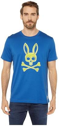 Psycho Bunny Sherwood T-Shirt (Prussian) Men's Clothing