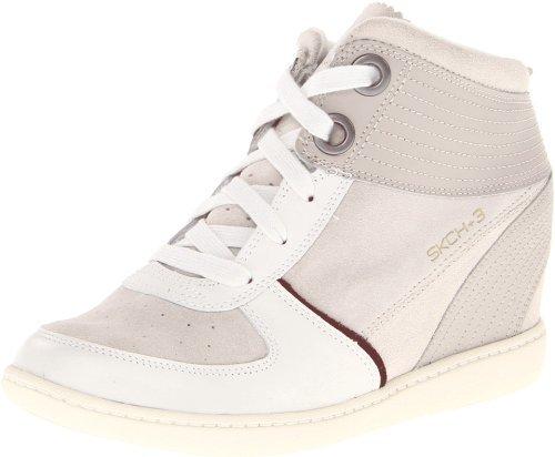 Skechers Women's Plus 3 Deco Fashion Sneaker