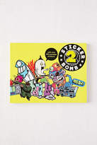 Urban Outfitters Stickerbomb 2 By Studio Rarekwai