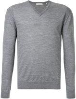 Cerruti V-neck jumper