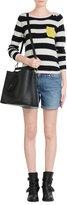 Paige Grant Denim Shorts