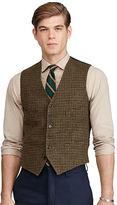 Polo Ralph Lauren Windowpane Wool Vest