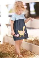 Mud Pie Goose Chambray Dress