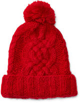 Polo Ralph Lauren Chunky Aran-Knit Hat