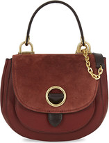 MICHAEL Michael Kors Isadore leather messenger bag