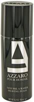 AZZARO by Loris Azzaro Shaving Foam for Men (5.2 oz)