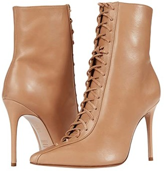 Schutz Anaiya (Honey Beige) Women's Boots