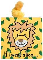 Jellycat Lion Board Book