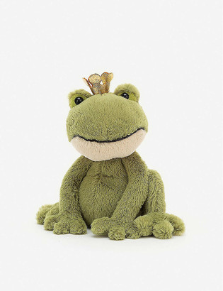 Jellycat Felipe Frog Prince soft toy 15cm