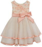 Rare Editions Floral Lace Special Occassion Dress, Toddler and Little Girls (2T-6X)