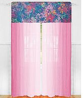 JCPenney Teen Vogue® Sweet Liberty Floral Valance