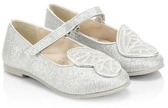 Sophia Webster Baby's & Little Kid's Bibi Butterfly Glitter Shoes