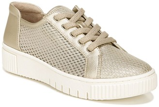 Naturalizer Topaz Metallic Mesh Platform Sneaker - Wide Width Available