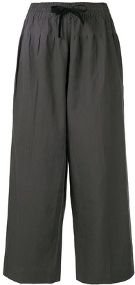 Haider Ackermann High-Waisted Wide Leg Trousers