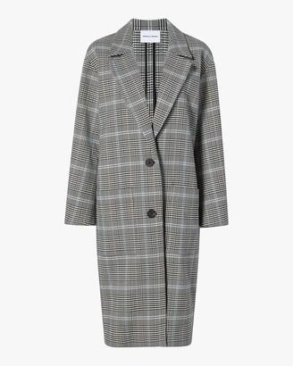 Michelle Waugh The Veronica Oversized Boyfriend Coat