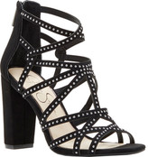 Jessica Simpson Women's Emmi Block Heel Strappy Sandal