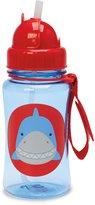 Skip Hop Zoo Straw Bottle, 12 oz, Snazzy