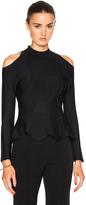 Jonathan Simkhai Cold Shoulder Sweater