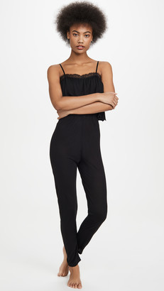 Hanky Panky Modal Sleepwear Jumpsuit