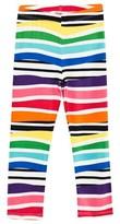 Junior Gaultier Multi Stripe Legging